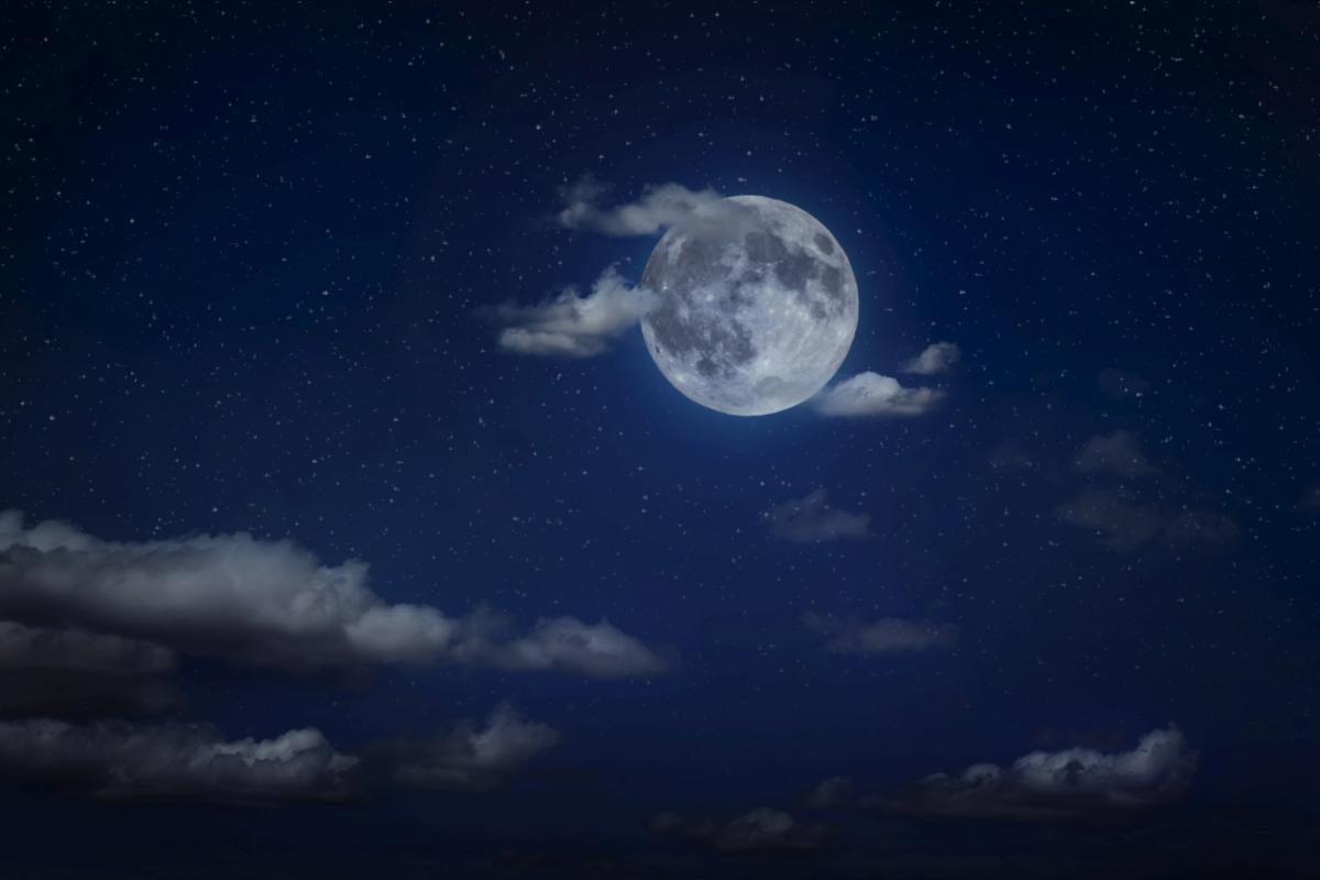 księżycowo